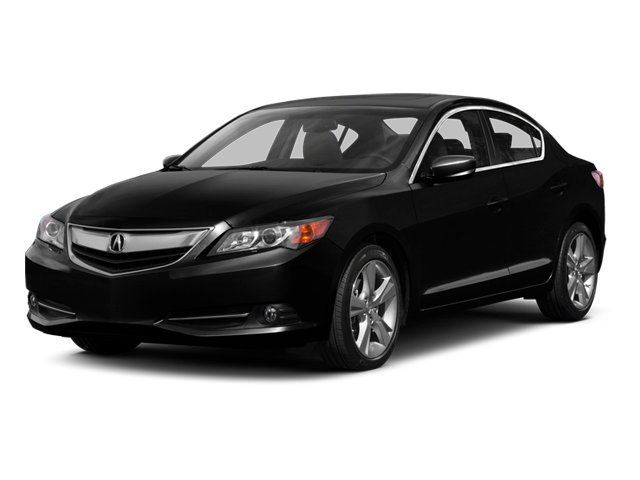 Crystal Black Pearl 2014 Acura ILX Pictures ILX Sedan 4D Technology I4 photos front view