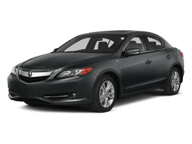 Polished Metal Metallic 2014 Acura ILX Pictures ILX Sedan 4D Hybrid Technology I4 photos front view