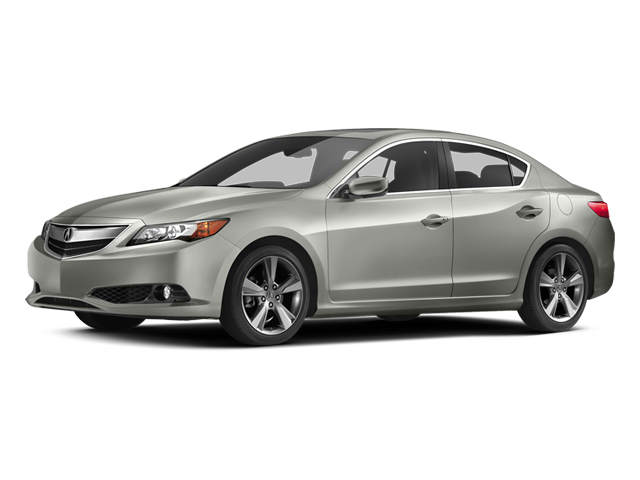 Silver Moon 2014 Acura ILX Pictures ILX Sedan 4D Premium Manual I4 photos front view