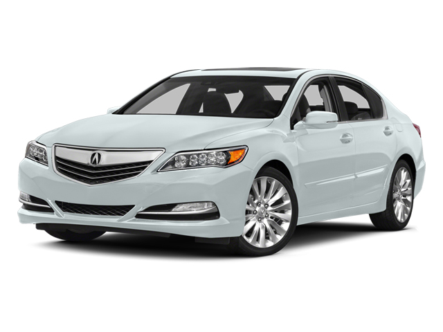 Bellanova White Pearl 2014 Acura RLX Pictures RLX Sedan 4D Krell Audio V6 photos front view