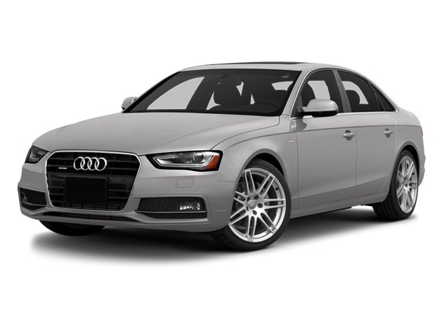 Cuvee Silver Metallic 2014 Audi A4 Pictures A4 Sedan 4D 2.0T Prestige 2WD photos front view