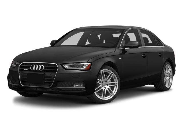 Brilliant Black 2014 Audi A4 Pictures A4 Sedan 4D 2.0T Prestige AWD photos front view