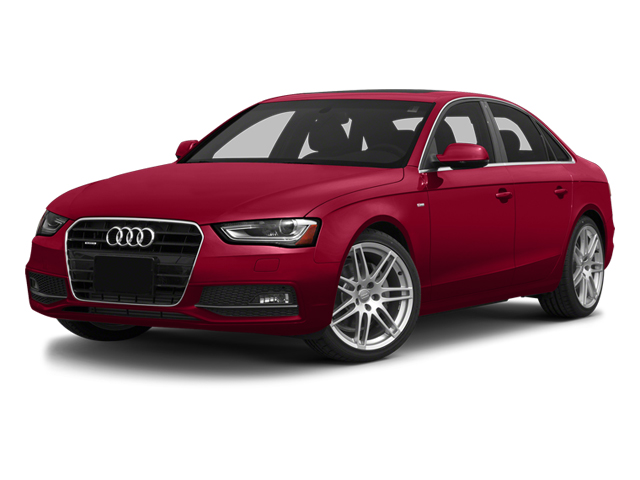 Brilliant Red 2014 Audi A4 Pictures A4 Sedan 4D 2.0T Prestige AWD photos front view