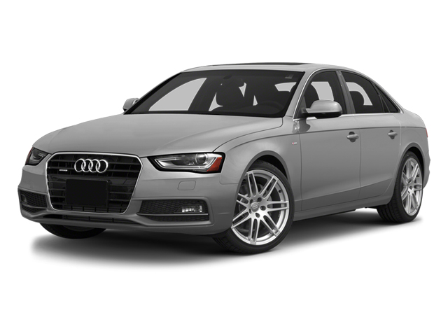 Ice Silver Metallic 2014 Audi A4 Pictures A4 Sedan 4D 2.0T Premium 2WD photos front view
