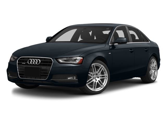 Moonlight Blue Metallic 2014 Audi A4 Pictures A4 Sedan 4D 2.0T Prestige 2WD photos front view