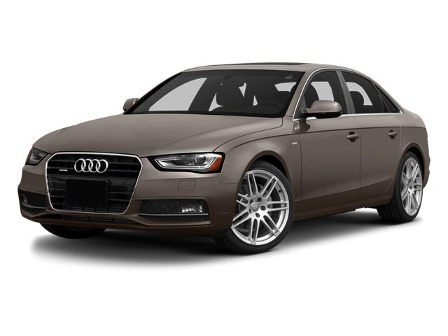 Dakota Gray Metallic 2014 Audi A4 Pictures A4 Sedan 4D 2.0T Prestige 2WD photos front view