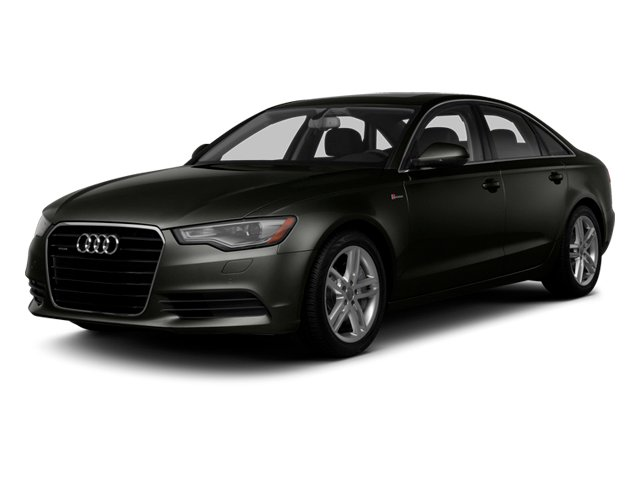 Havanna Black Metallic 2014 Audi A6 Pictures A6 Sedan 4D 2.0T Premium Plus 2WD photos front view