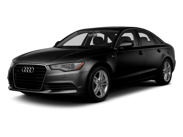 Phantom Black Pearl Effect 2014 Audi A6 Pictures A6 Sedan 4D 2.0T Premium Plus 2WD photos front view