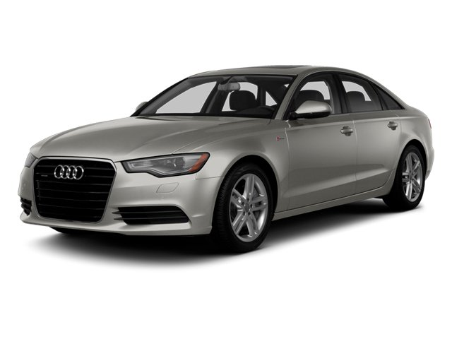 Quartz Gray Metallic 2014 Audi A6 Pictures A6 Sedan 4D 2.0T Premium Plus AWD photos front view