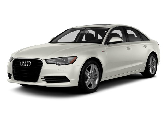 Ibis White 2014 Audi A6 Pictures A6 Sedan 4D 2.0T Premium Plus 2WD photos front view
