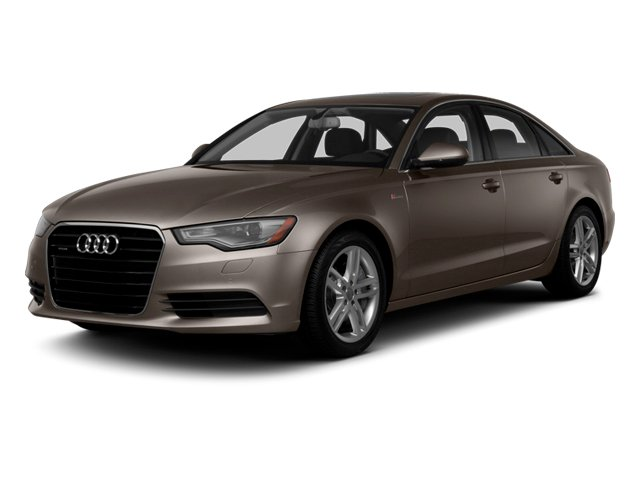 Dakota Gray Metallic 2014 Audi A6 Pictures A6 Sedan 4D 2.0T Premium Plus AWD photos front view