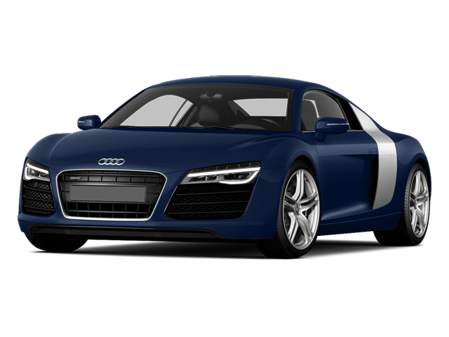 Estoril Blue Crystal Effect 2014 Audi R8 Pictures R8 2 Door Coupe Quattro V8 (Manual) photos front view