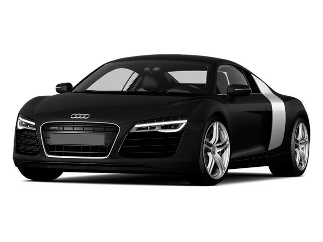 Phantom Black Pearl Effect 2014 Audi R8 Pictures R8 2 Door Coupe Quattro V8 (Manual) photos front view