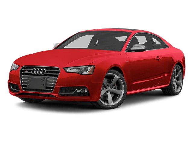 Misano Red Pearl Effect 2014 Audi S5 Pictures S5 Coupe 2D S5 Premium Plus AWD photos front view