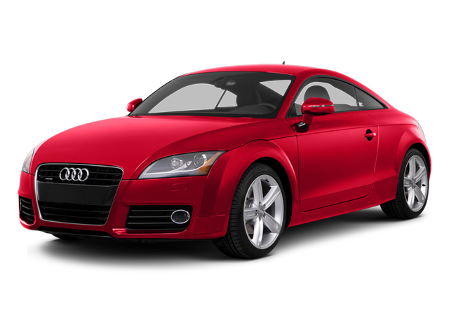 Misano Red Pearl Effect 2014 Audi TT Pictures TT Coupe 2D AWD photos front view