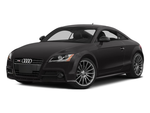 Oolong Gray Metallic 2014 Audi TTS Pictures TTS Coupe 2D AWD photos front view