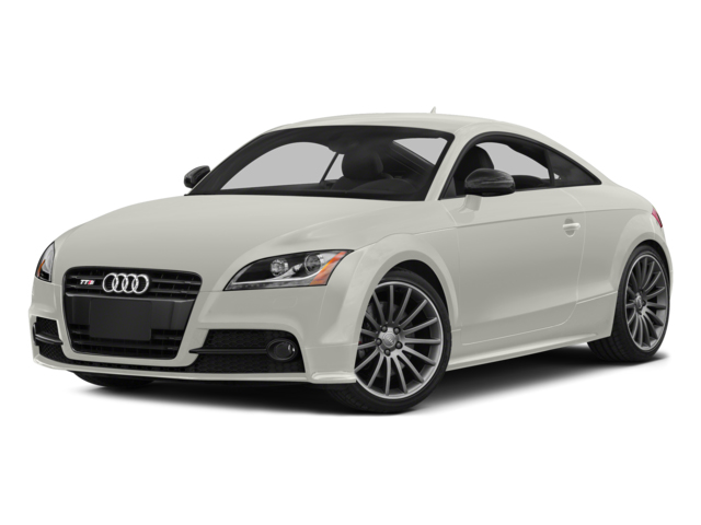 Ibis White 2014 Audi TTS Pictures TTS Coupe 2D AWD photos front view