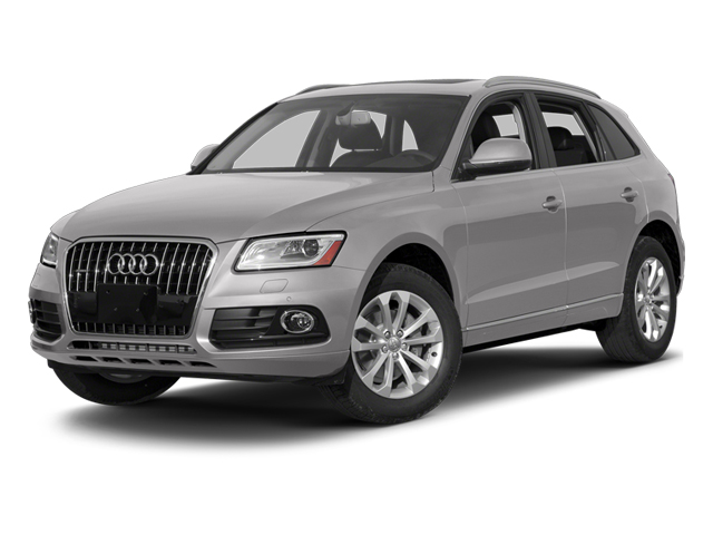 Cuvee Silver Metallic 2014 Audi Q5 Pictures Q5 Utility 4D TDI Prestige AWD photos front view