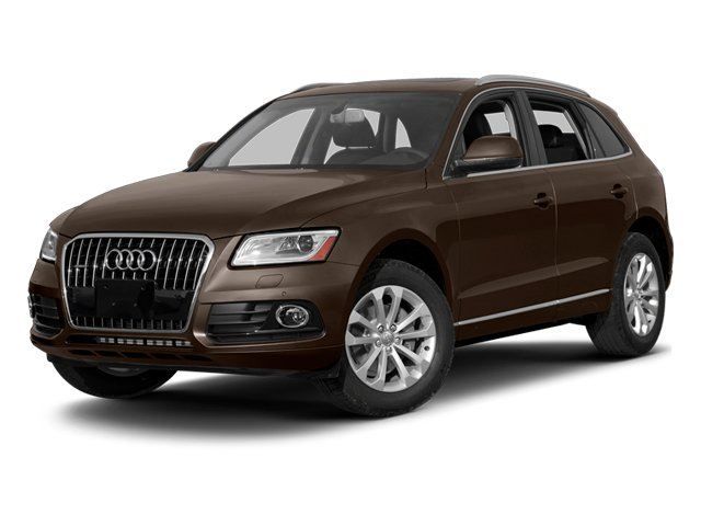 Teak Brown Metallic 2014 Audi Q5 Pictures Q5 Utility 4D TDI Prestige S-Line AWD photos front view