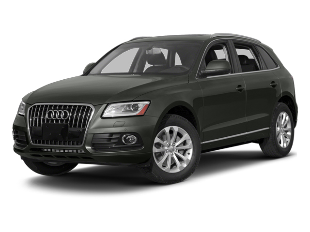 Daytona Gray Pearl Effect 2014 Audi Q5 Pictures Q5 Util 4D TDI Premium Plus S-Line AWD photos front view
