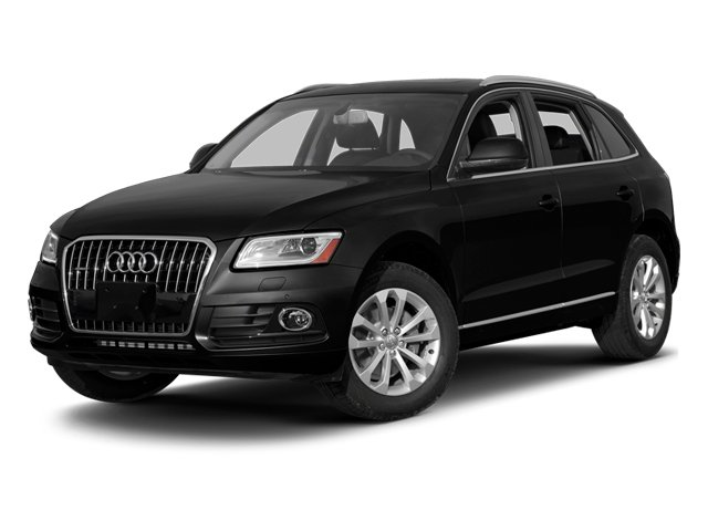 Phantom Black Pearl Effect 2014 Audi Q5 Pictures Q5 Utility 4D TDI Prestige S-Line AWD photos front view