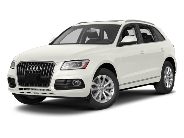 Ibis White 2014 Audi Q5 Pictures Q5 Util 4D TDI Premium Plus S-Line AWD photos front view