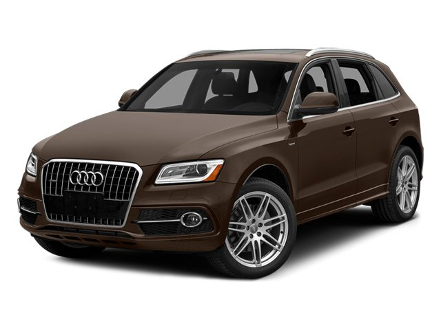 Teak Brown Metallic 2014 Audi Q5 Pictures Q5 Utility 4D 2.0T Prestige AWD Hybrid photos front view