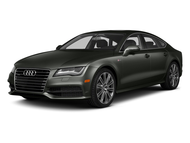 Daytona Gray Pearl Effect 2014 Audi A7 Pictures A7 Sedan 4D TDI Prestige AWD T-Diesel photos front view