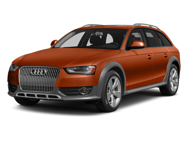 Volcano Red Metallic 2014 Audi allroad Pictures allroad Wagon 4D Premium AWD I4 Turbo photos front view