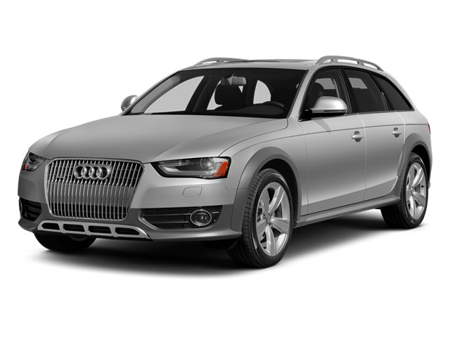Ice Silver Metallic 2014 Audi allroad Pictures allroad Wagon 4D Premium AWD I4 Turbo photos front view