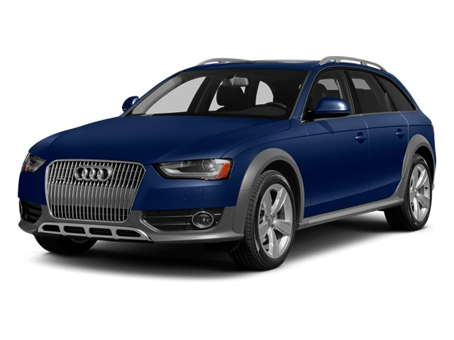 Scuba Blue Metallic 2014 Audi allroad Pictures allroad Wagon 4D Premium AWD I4 Turbo photos front view