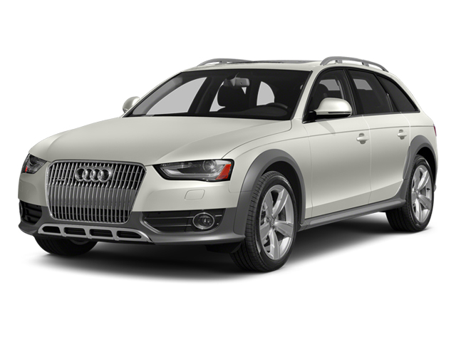Ibis White 2014 Audi allroad Pictures allroad Wagon 4D Premium AWD I4 Turbo photos front view
