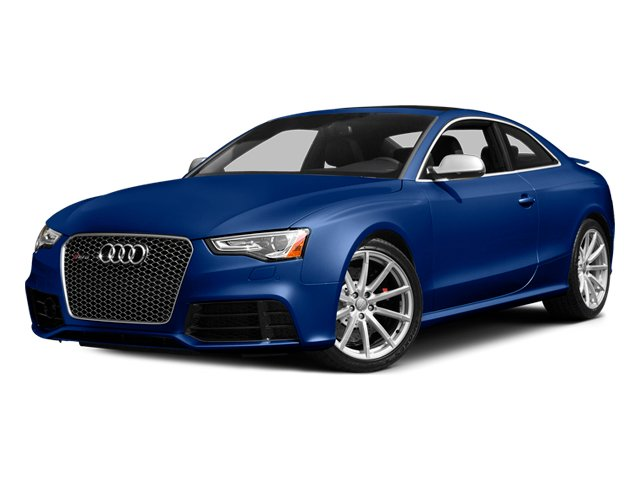 Sepang Blue Pearl Effect 2014 Audi RS 5 Pictures RS 5 Coupe 2D RS5 AWD V8 photos front view