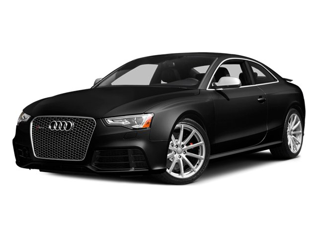 Phantom Black Pearl Effect 2014 Audi RS 5 Pictures RS 5 Coupe 2D RS5 AWD V8 photos front view