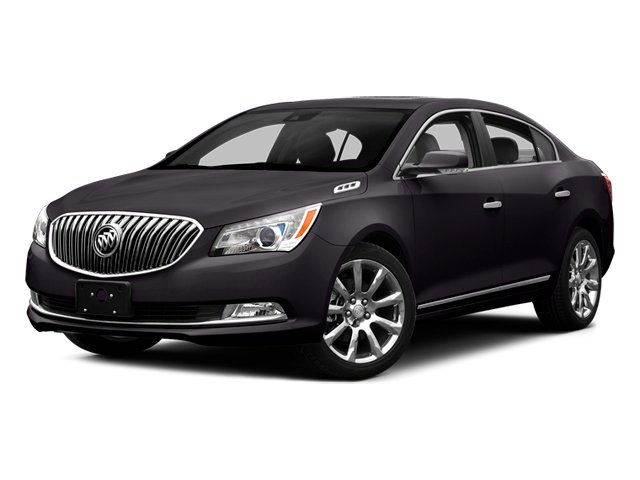 Midnight Amethyst Metallic 2014 Buick LaCrosse Pictures LaCrosse Sedan 4D Leather V6 photos front view