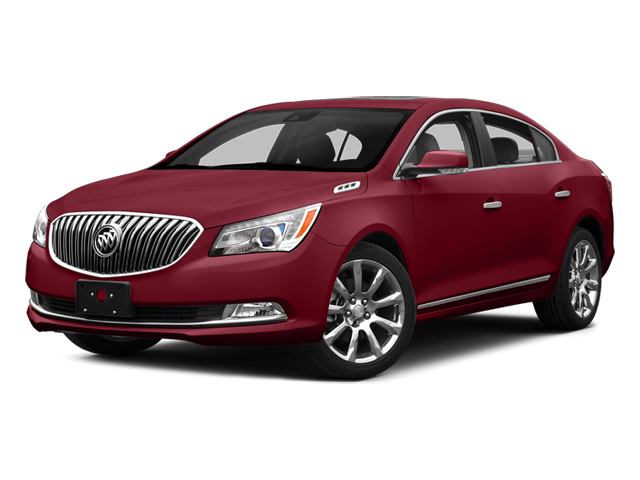 Crystal Red Tintcoat 2014 Buick LaCrosse Pictures LaCrosse Sedan 4D Leather V6 photos front view