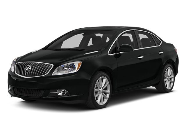 Carbon Black Metallic 2014 Buick Verano Pictures Verano Sedan 4D Leather I4 photos front view