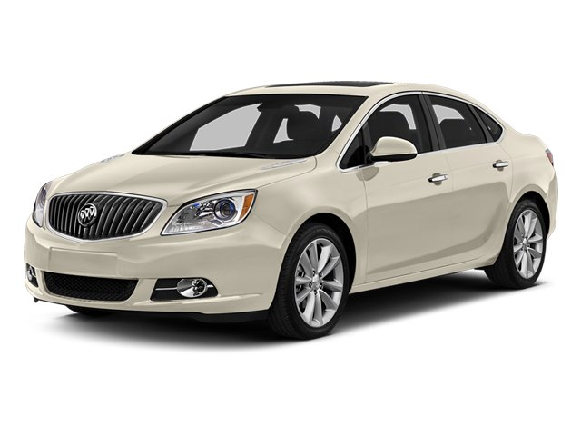 White Diamond Tricoat 2014 Buick Verano Pictures Verano Sedan 4D Leather I4 photos front view