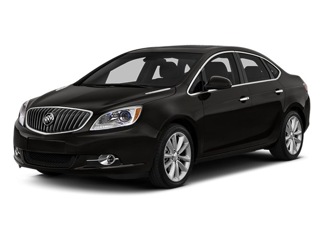 Mocha Bronze Metallic 2014 Buick Verano Pictures Verano Sedan 4D Leather I4 photos front view