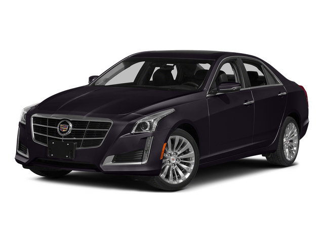 Majestic Plum Metallic 2014 Cadillac CTS Sedan Pictures CTS Sedan 4D Performance V6 photos front view