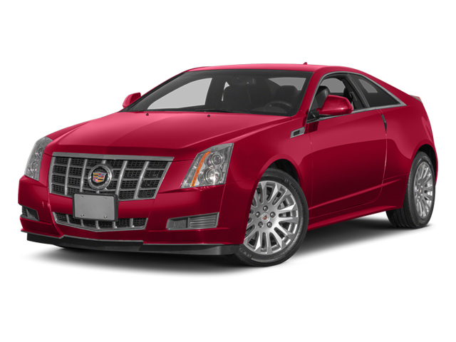 Red Obsession Tintcoat 2014 Cadillac CTS Coupe Pictures CTS Coupe 2D Premium AWD V6 photos front view