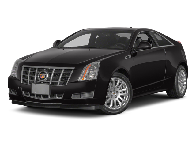 Black Raven 2014 Cadillac CTS Coupe Pictures CTS Coupe 2D Premium AWD V6 photos front view