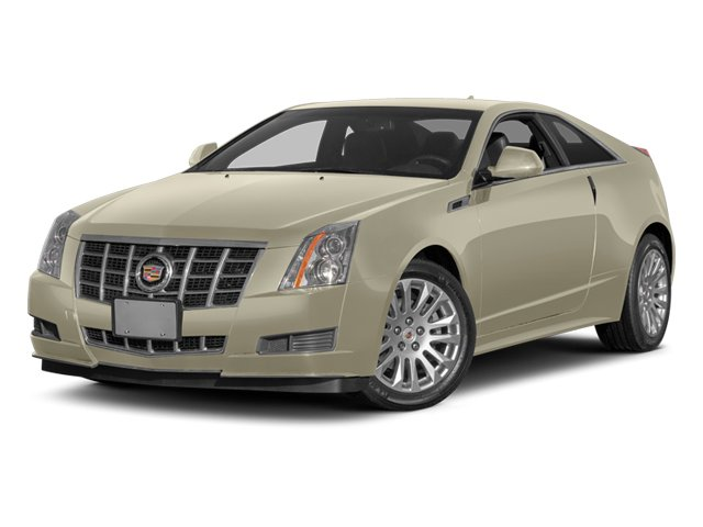 Silver Coast Metallic 2014 Cadillac CTS Coupe Pictures CTS Coupe 2D Premium AWD V6 photos front view