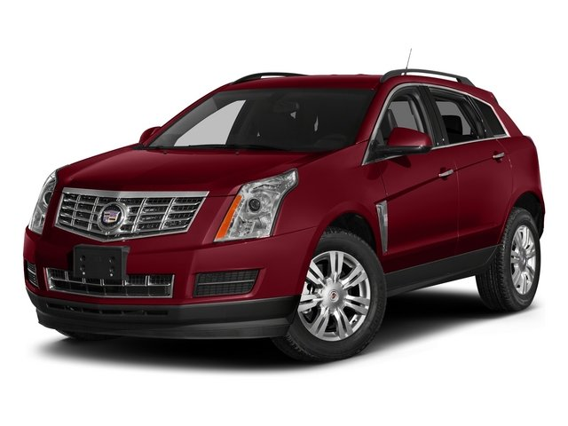 Crystal Red Tintcoat 2014 Cadillac SRX Pictures SRX Utility 4D Premium 2WD V6 photos front view