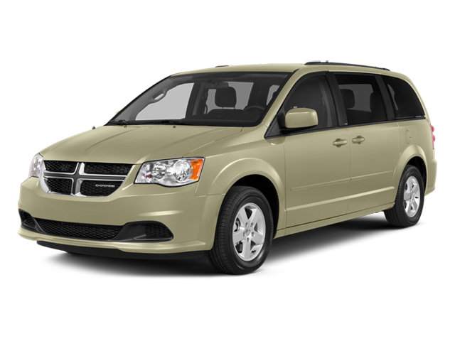 Cashmere/Sandstone Pearlcoat 2014 Dodge Grand Caravan Pictures Grand Caravan Grand Caravan SE V6 photos front view