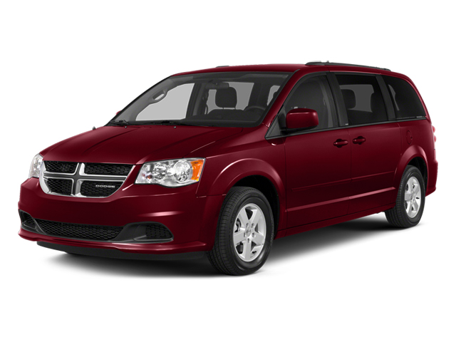 Deep Cherry Red Crystal Pearlcoat 2014 Dodge Grand Caravan Pictures Grand Caravan Grand Caravan SXT V6 photos front view