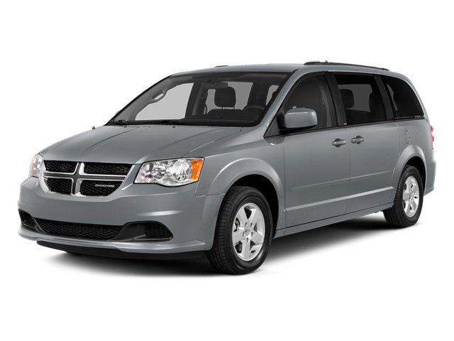 Billet Silver Metallic Clearcoat 2014 Dodge Grand Caravan Pictures Grand Caravan Grand Caravan SE V6 photos front view