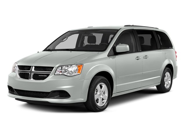 Bright White Clearcoat 2014 Dodge Grand Caravan Pictures Grand Caravan Grand Caravan SXT V6 photos front view