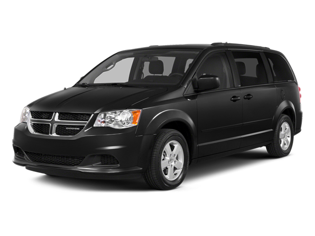 Brilliant Black Crystal Pearlcoat 2014 Dodge Grand Caravan Pictures Grand Caravan Grand Caravan SXT V6 photos front view