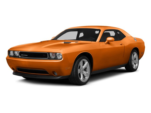 Header Orange Clearcoat 2014 Dodge Challenger Pictures Challenger Coupe 2D R/T V8 photos front view